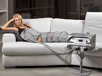 Máy trị liệu xoa bóp tuần hoàn khí Q6000-plus